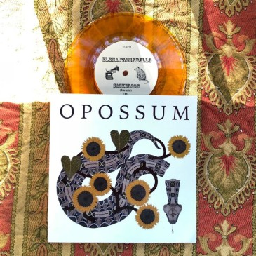 Opossum Lit literary magazine and record